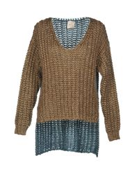 Nude Brown Sweater