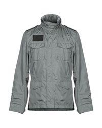 Adhoc Gray Jacket for men