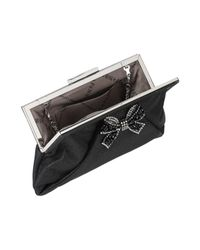 Bolso de mano CafeNoir de color Black