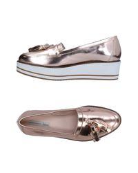 Tosca Blu Pink Loafer
