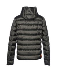Rrd Green Down Jacket for men