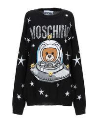 Pullover di Moschino in Black