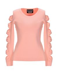 Boutique Moschino Pink Pullover