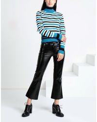 Pantalon Pierre Darre' en coloris Black
