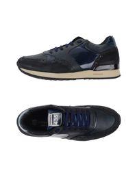 Brimarts Blue Low-tops & Sneakers for men