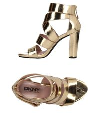 DKNY Multicolor Sandals