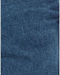 Y. Project Blue Denim Trousers for men