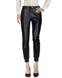 Silvian Heach Black Casual Trouser