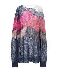 Jil Sander Multicolor Sweater
