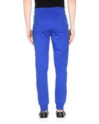 Bikkembergs Blue Casual Pants for men