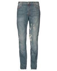 Pantalones vaqueros Pt05 de hombre de color Blue