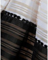 Roland Mouret Black Kurzes Kleid