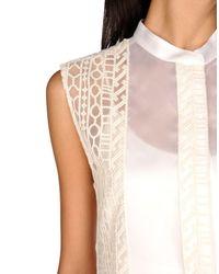 3.1 Phillip Lim White Short Dress