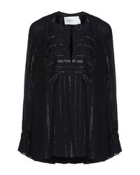 Blusa di Leon & Harper in Black