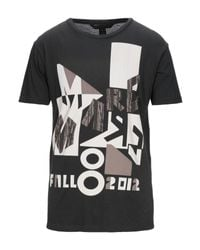Marc By Marc Jacobs Gray T-shirt for men