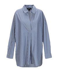 Camicia di Woolrich in Blue