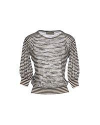 Ivories - Black Sweaters - Lyst