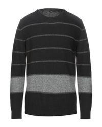 Officina 36 Pullover in Black für Herren