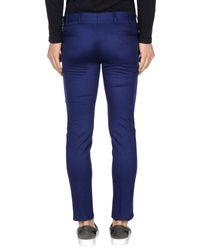 Pantalone di John Sheep in Blue da Uomo