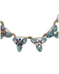 Tataborello - Blue Necklace - Lyst