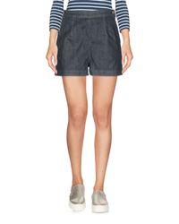 Shorts jeans di DIESEL in Blue