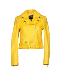 Boutique Moschino - Yellow Jackets - Lyst