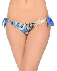 Slip mare di Roberto Cavalli in Blue