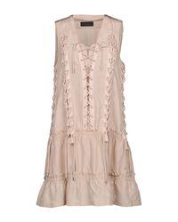 Diesel Black Gold - Multicolor Short Dresses - Lyst