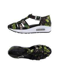 Susana Traça Green Sandals