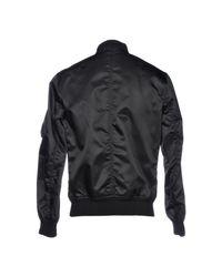 Burberry - Black Jacket - Lyst