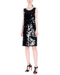 Dries Van Noten Black Short Dress