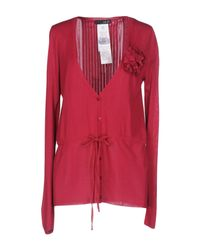 Liu Jo | Red Cardigan | Lyst
