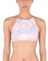 SEASTER Multicolor Bikini Top
