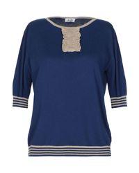 Liu Jo Blue Sweater