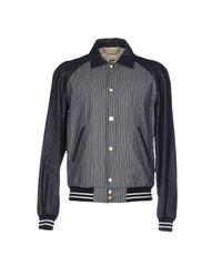 Equipe 70 Blue Denim Outerwear for men