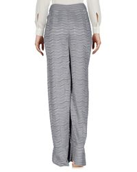 M Missoni Gray Casual Pants