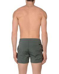 Rrd Green Swim Trunks for men