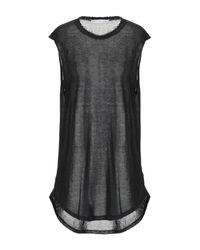 Pullover di Cotton by Autumn Cashmere in Black