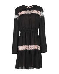 Vestito corto di Giambattista Valli in Black