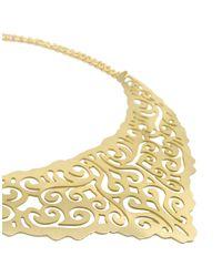 8 Metallic Necklaces