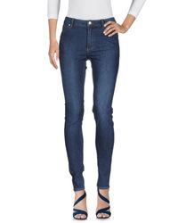 Pantaloni jeans di Cheap Monday in Blue