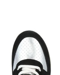 Armani Jeans Metallic High-tops & Sneakers
