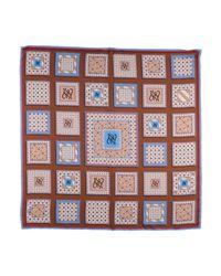 Foulard Fendi en coloris Brown
