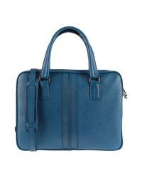 Sacs de travail Tod's pour homme en coloris Blue