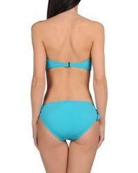 Michael Kors - Blue Bikini - Lyst
