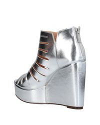 Silvian Heach Metallic Sandals