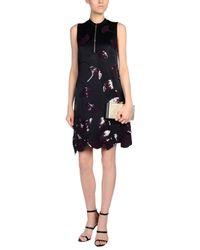 3.1 Phillip Lim Blue Short Dress