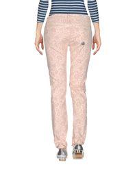 Roy Rogers White Denim Trousers