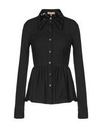 Camicia di Michael Kors in Black
