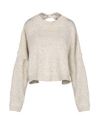 J.W. Anderson Natural Pullover